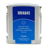 Compatible HP 10 C4841A Cyan Ink Cartridge