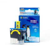 Brother LC41C New Compatible Cyan Ink Cartridge - G&G™