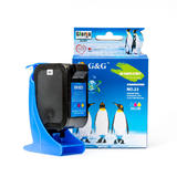 Remanufactured HP 23 C1823D Color Ink Cartridge - G&G™