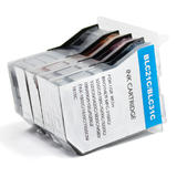 Brother LC31 New Compatible Ink Cartridges Value Pack (BK/C/M/Y)