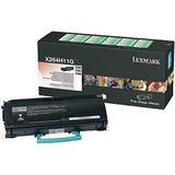 Lexmark X264H11G Original Black Return Program Toner High Yield