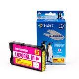 Lexmark 14L0199 A Version New Compatible Magenta Ink Cartridge - G&G™(14L0652/14L0176)