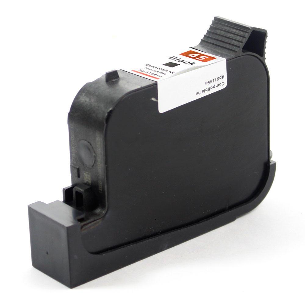 Remanufactured HP 45 51645A/D Black Ink Cartridge