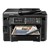 Epson WorkForce WF-3640 Wireless Color All-in-One Printer