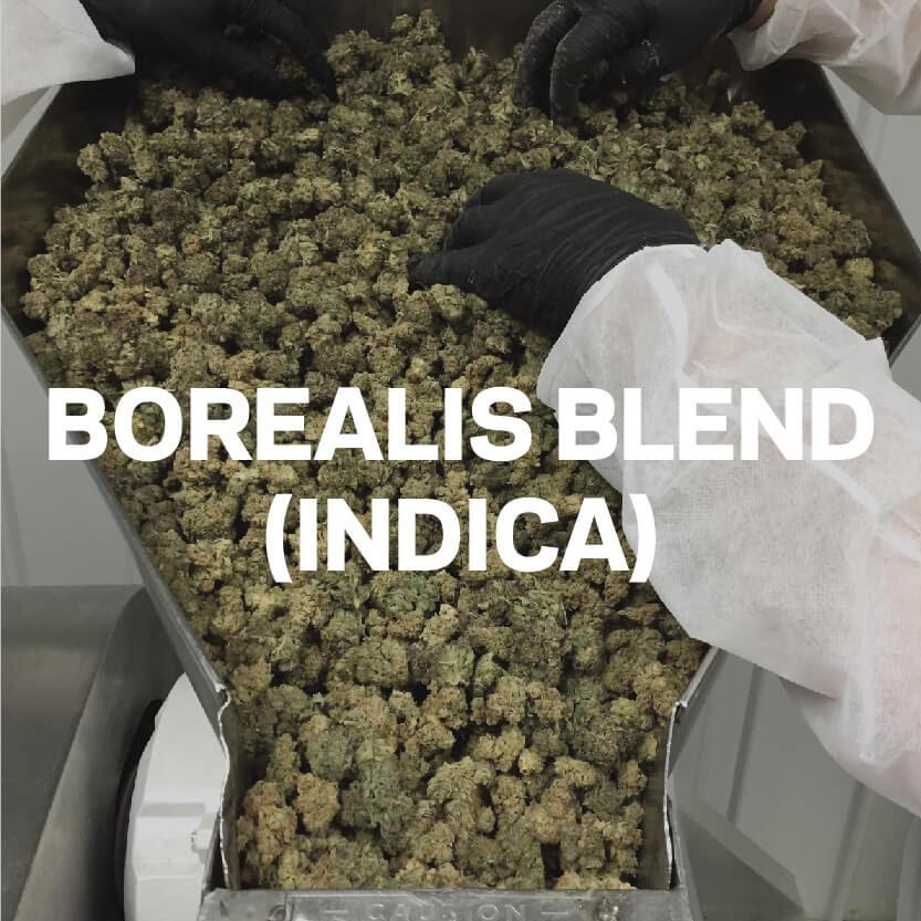 Bonanza - Indica - Milled