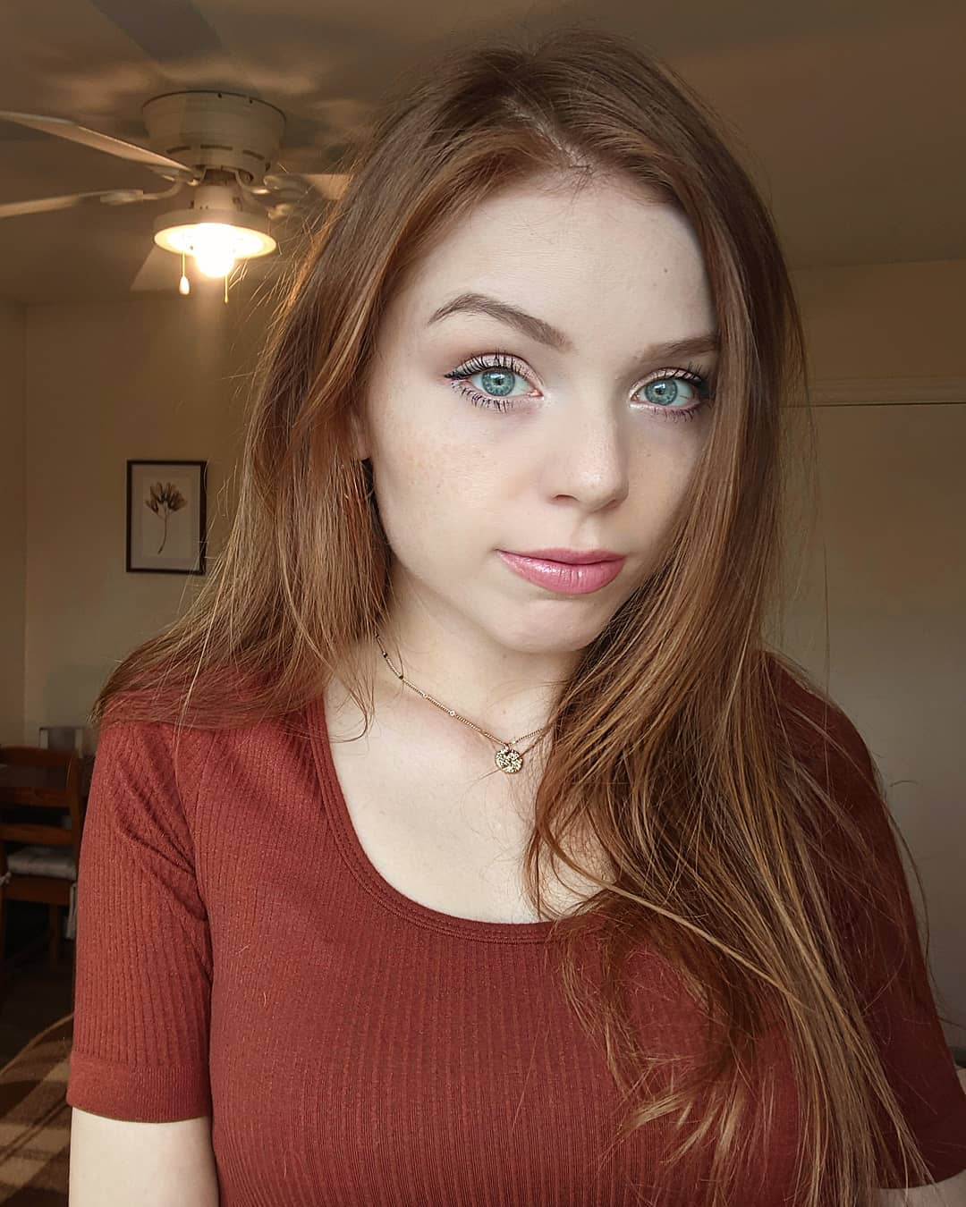 Kaylee Kapital   Redhead Profile Image