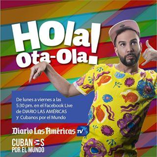 Hola! Ota-Ola con Alex Otaola Profile Image
