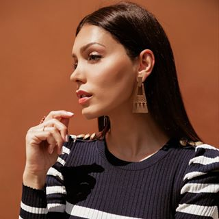 Maryam Ghafarinia Glam & Posh Profile Image