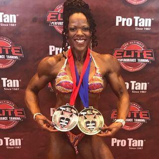 Evangeline Belton IFBB Pro Profile Image