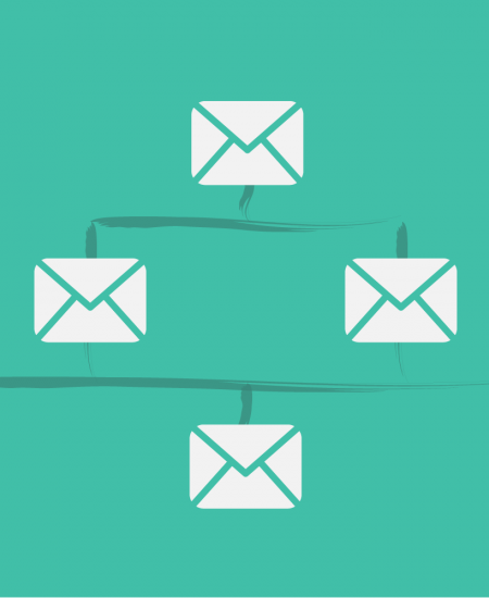 Email campaigns header