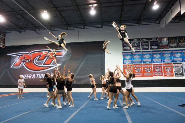 PCT Stunt Cheer