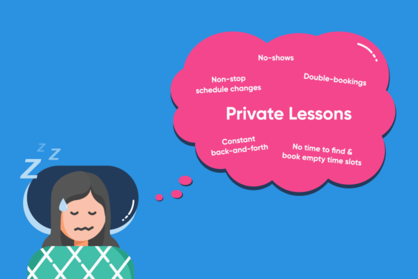 Private lessons nightmares header