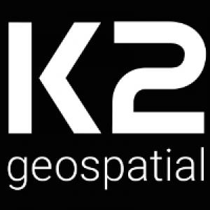 K2 Geospatial logo