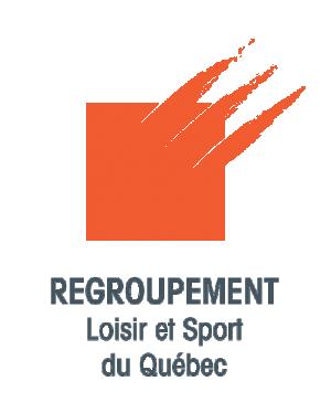 Regroupement Loisir et Sport du Québec logo