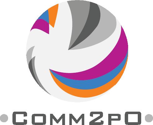 Comm2pO logo