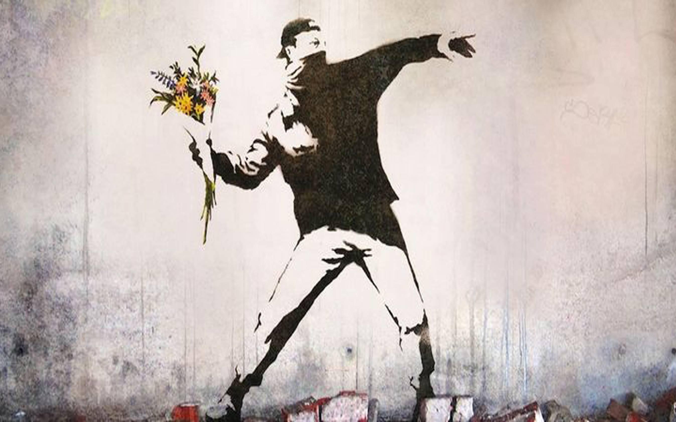 Banksy quem e - Guia das Artes