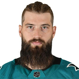 Brent Burns NHL.com Player Profile Headshot