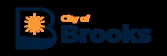 City of Brooks logo