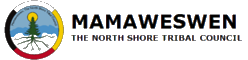 Mamaweswen, The North Shore Tribal Council logo