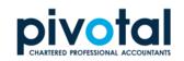 Pivotal LLP logo