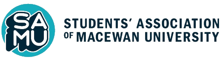 Students' Association of MacEwan University logo