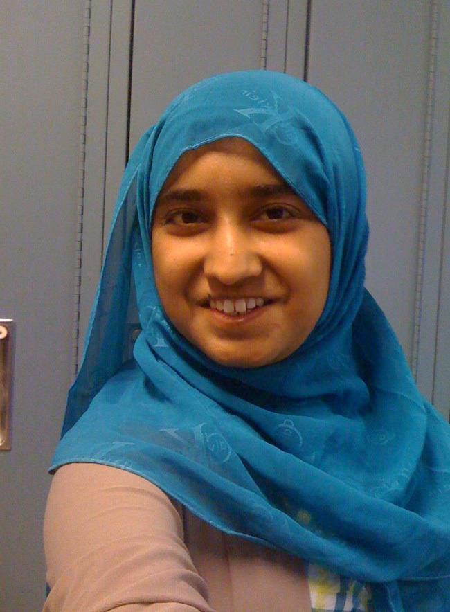 Fatima Baig: Gift Of 8 Campaign