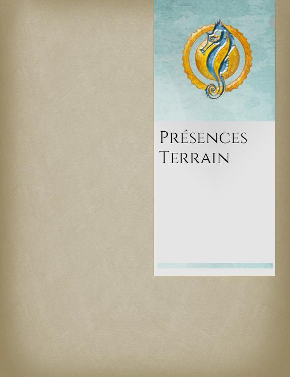 Page de présentation