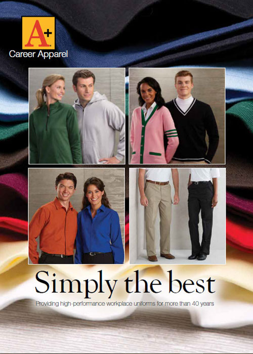 A+ Career Apparel Catalog