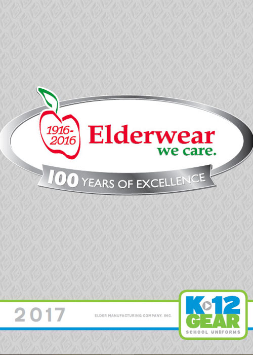 Elderwear School Uniforms Catalog