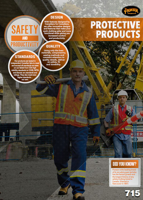 Pioneer Protective Products Catalog