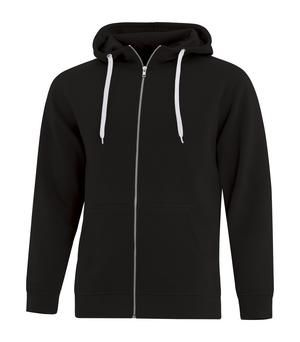 Active Full Zip Up Hoodie