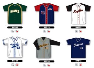Baseball Jersey Selection 1
