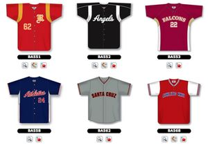 Baseball Jersey Selection 2