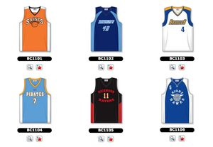 Basketball Jersey Selection 1
