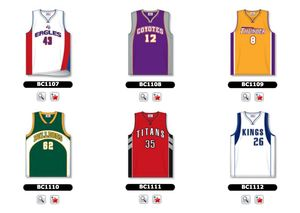 Basketball Jersey Selection 2