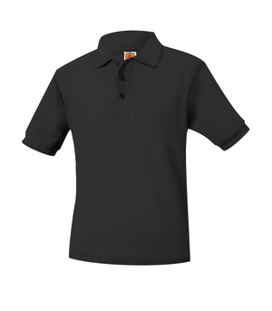 Cotton-Polyester Blend Polo