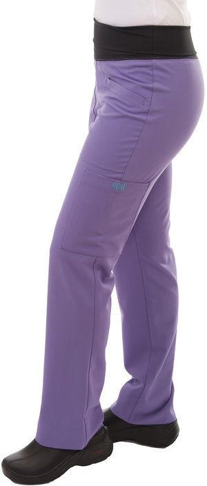 Excel 4-Way Stretch Fitted Pant
