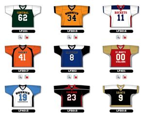 Field Lacrosse Jersey Selection 1