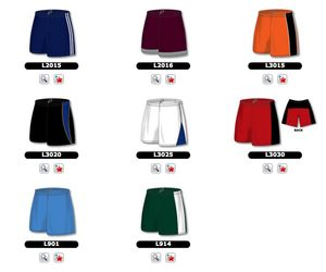 Field Lacrosse Shorts Selection 1