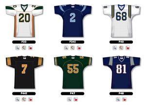 Football Jersey Selection 2