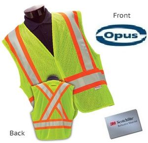 Five Points Tear Away Safety Vest