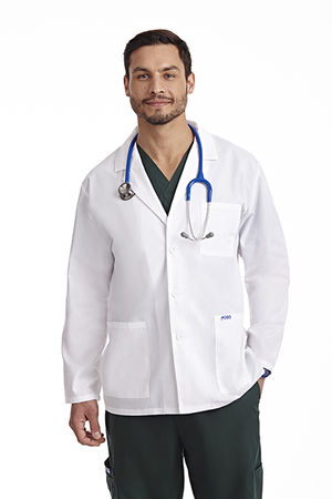 Half Length Lab Coat