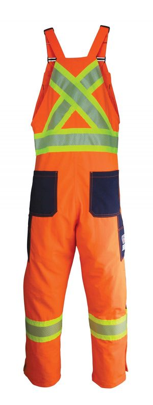 High Visibility Bib Overall