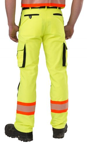 High Visibility Cargo Pant