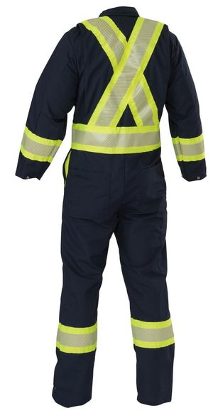 High Visibility Coverall