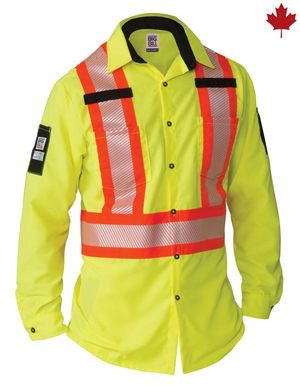 Long Sleeve High Visibility Shirt