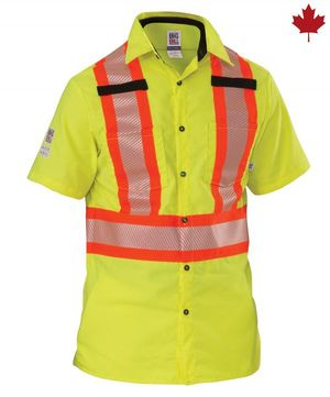 Short Sleeve High Visibility Shirt