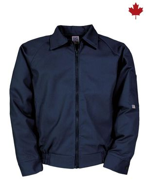 Insulated Nylon Jacket
