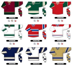 Pro Hockey Jersey Selection 1
