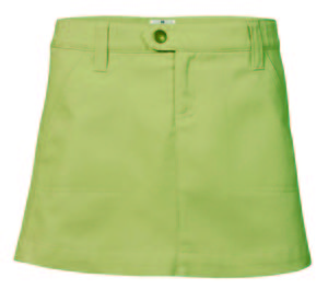 Patch Pocket Skort